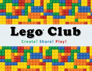 Lego Club During May 2017 at the Guthrie Public Library