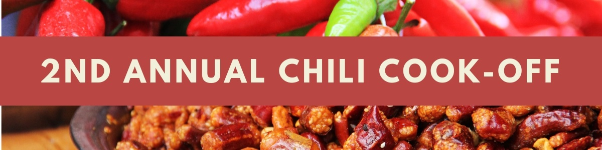 2nd Annual Chili Cook-Off