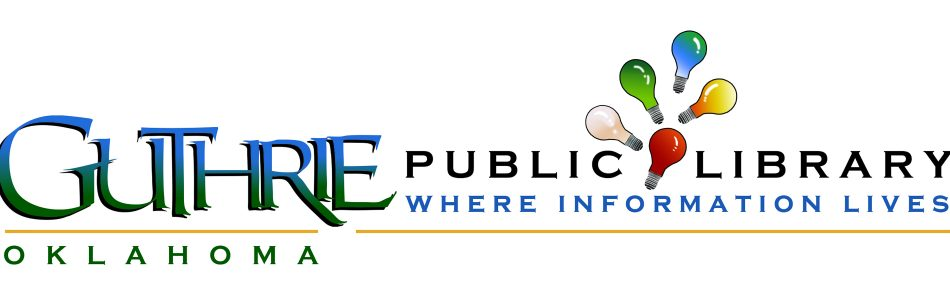 Guthrie Public Library- Its Where Information Lives