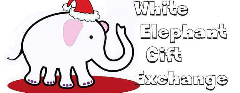 Teen White Elephant Party