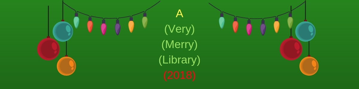 Very Merry Library 2018